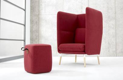 ArloHighback Sofa