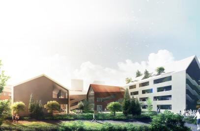 Yuhang NO.2 School in Yuhang Future Sci-Tech City