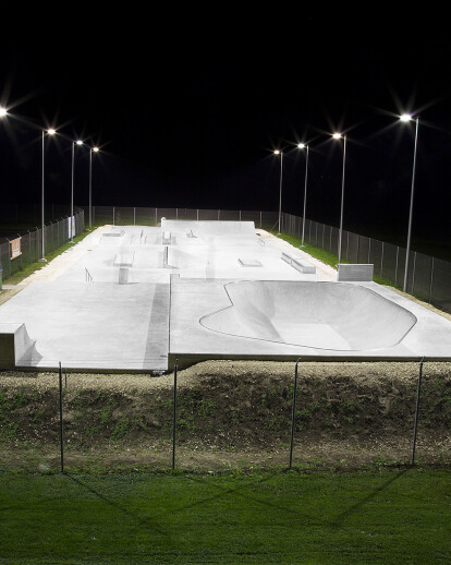 AUSLN Skatepark