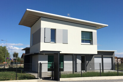 Passivhaus Marlegno