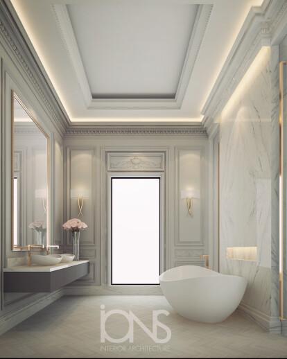 Minimalist and Elegant Bathroom Design