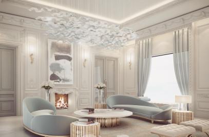 Delightful Sitting Room Design