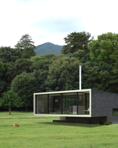 Small Geothermal Bungalow