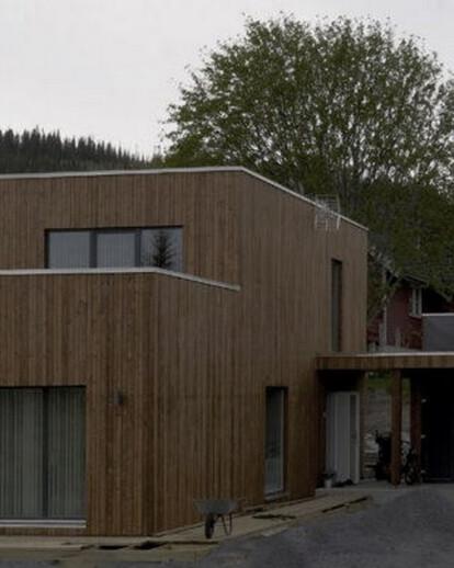 Passive house Hjulstad