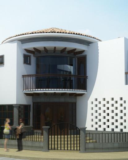 Casa Los Diamantes