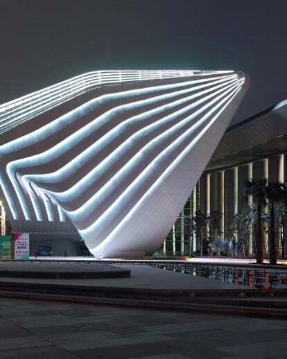 Zhuhai Shizimen Business Cluster Exhibition and Convention Centre
