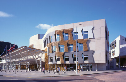 New Scottish Parliament
