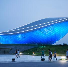 The ARC- River Culture Multimedia Theater Pavilion