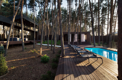 Chalet 4.0 in Relax Park Verholy
