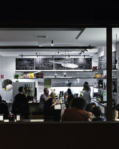 Padron tapas bar
