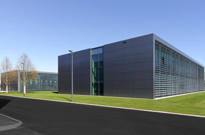 Lightweight aluminium facades with Metawall