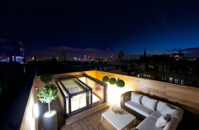 Sliding Box Rooflights