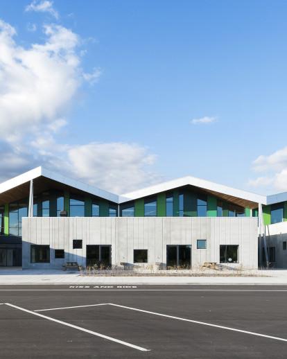 New CEBRA-school in Aabybro
