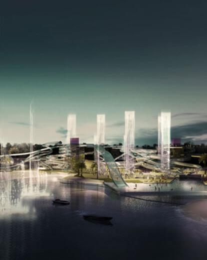 Aqua Theme Park