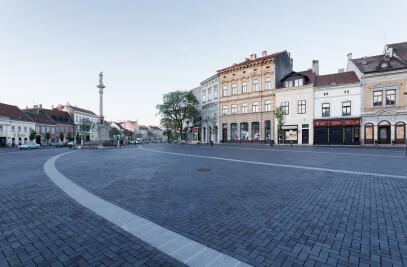 Sopron Castle District Revitalization