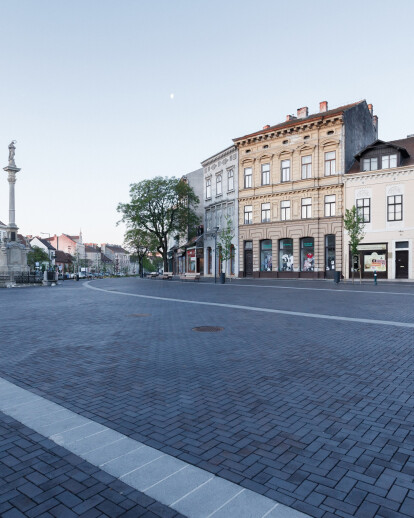 Sopron Castle District Revitalization