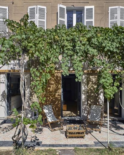 Duplex in Marseille