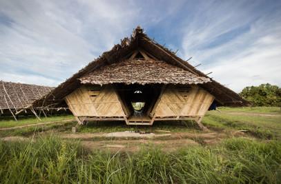 Temporary Dormitories of Mae Tao Clinic