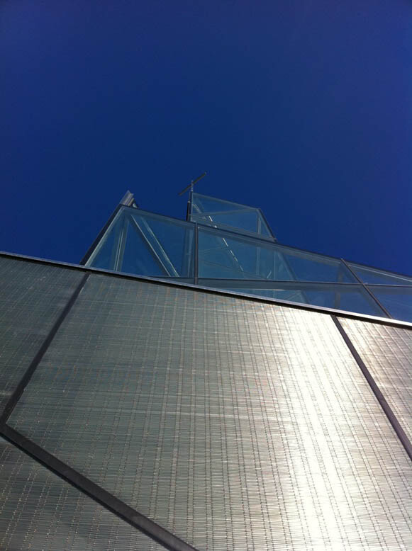 GLASS LAMINTATION WITH METAL MESH