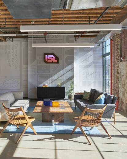 iStrategyLabs' Wildly Creative Office