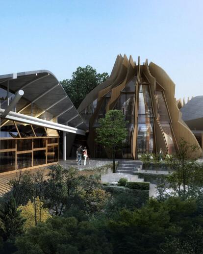 ZHANG DAQIAN MUSEUM