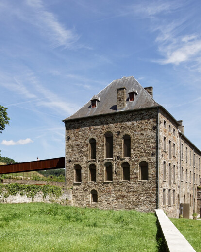 Villers Abbey Visitor Center