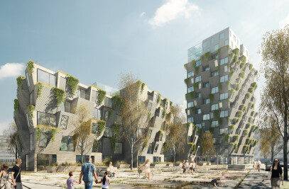 Copenhagen Residential Competition