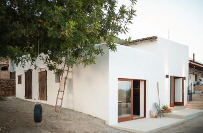 The little house in the campo