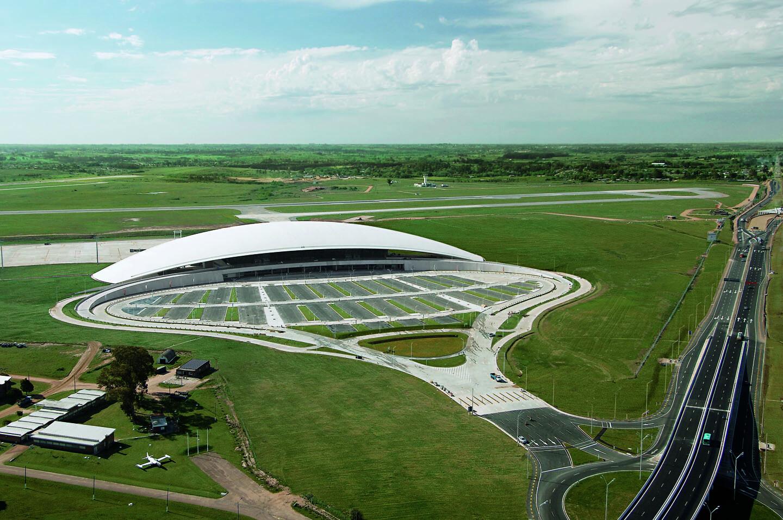 Carrasco International Airport New Terminal