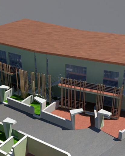 Realizzazione complesso residenziale