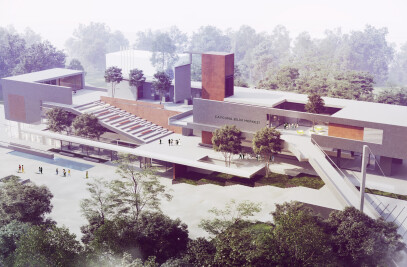 Çaycuma Science Center Architectural Competition – 2