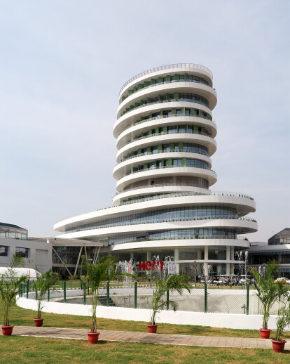 HERO GLOBAL CENTER FOR INNOVATION AND TECHNOLOGY (HGCIT)