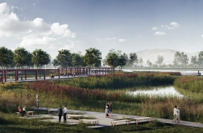 Sivas Kızılırmak River Bank Development Urban Design & Architectural Competition