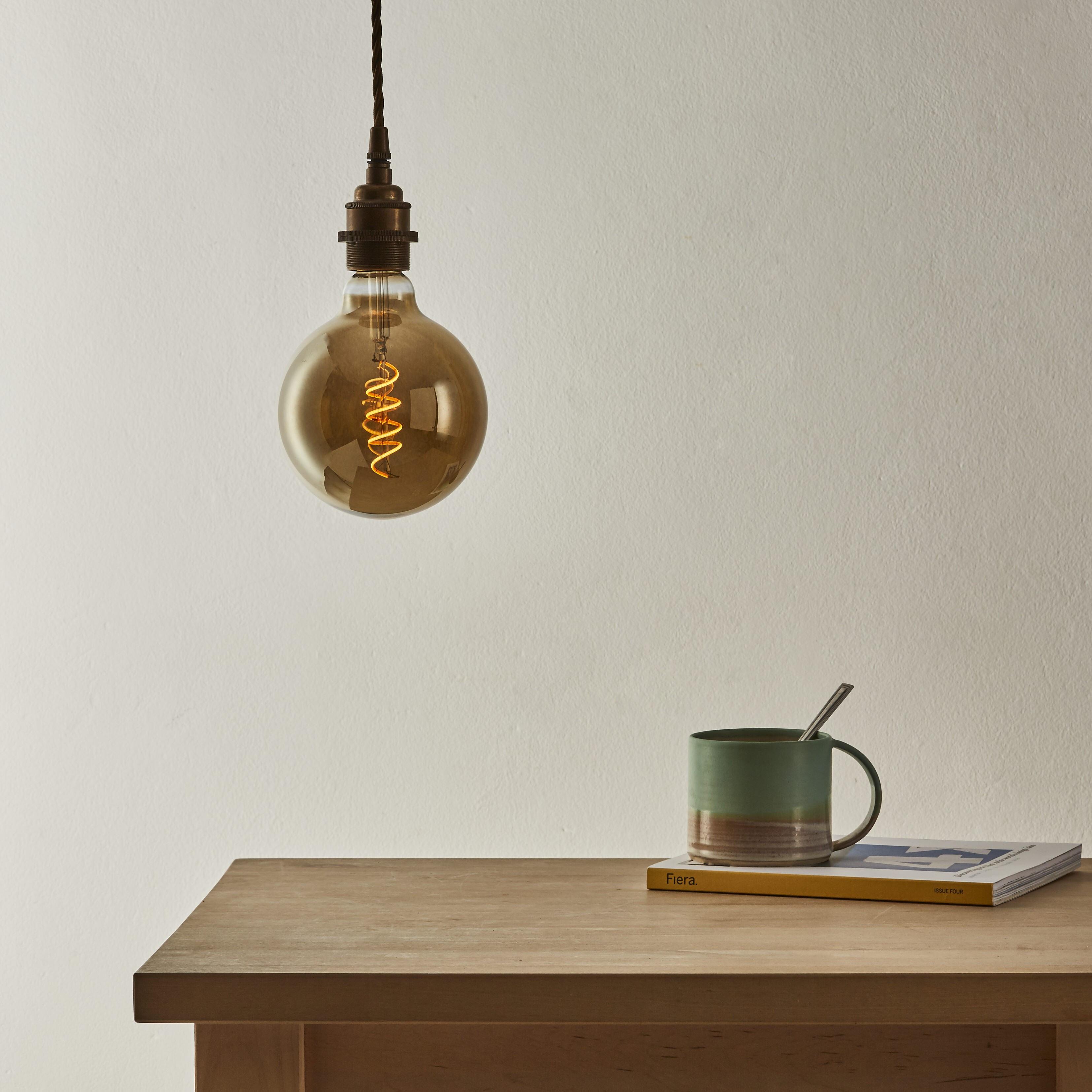 Flexible LED Filament G125 - Luna