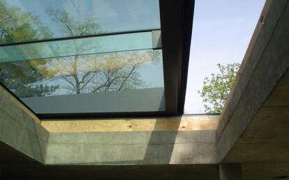 Bespoke Sliding Rooflight