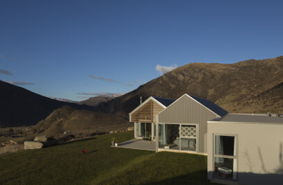 TGA|Gibbston Valley House