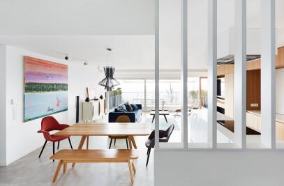 Maisonette / Triplex apartment in Prague