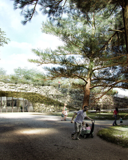 Garden of the 21st Century - Royal Lazienki Museum