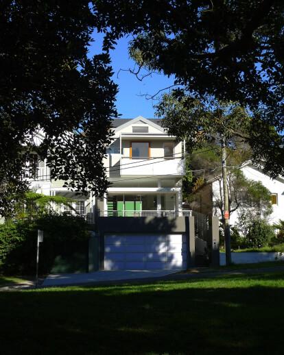 Sanders House