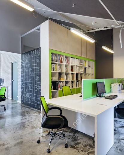Nota Bene design studio office