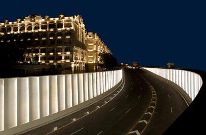 Baku New Road Tunnels