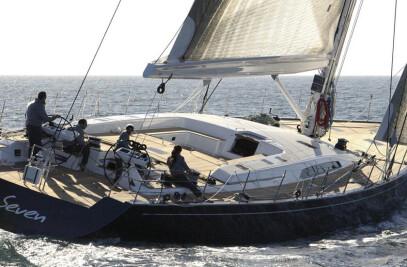 Superyacht 100 RS Mrs Seven