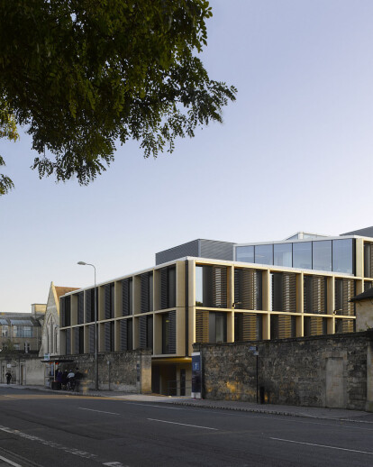 University Of Oxford: UNIVERSITY OF OXFORD, MATHEMATICAL INSTITUTE
