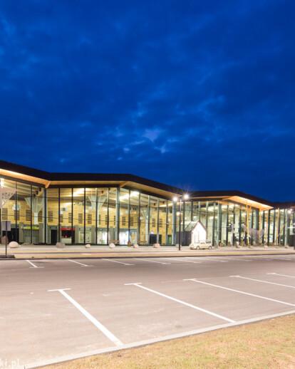 Olsztyn - Mazury Airport in Szymany