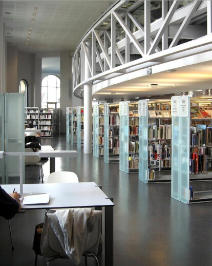 Borgeaud Bibliotheques