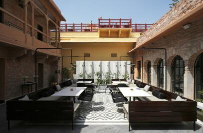 Baradari at City Palace Jaipur