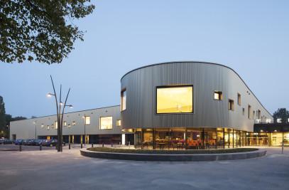 Kulturhus de Trefkoele in Dalfsen