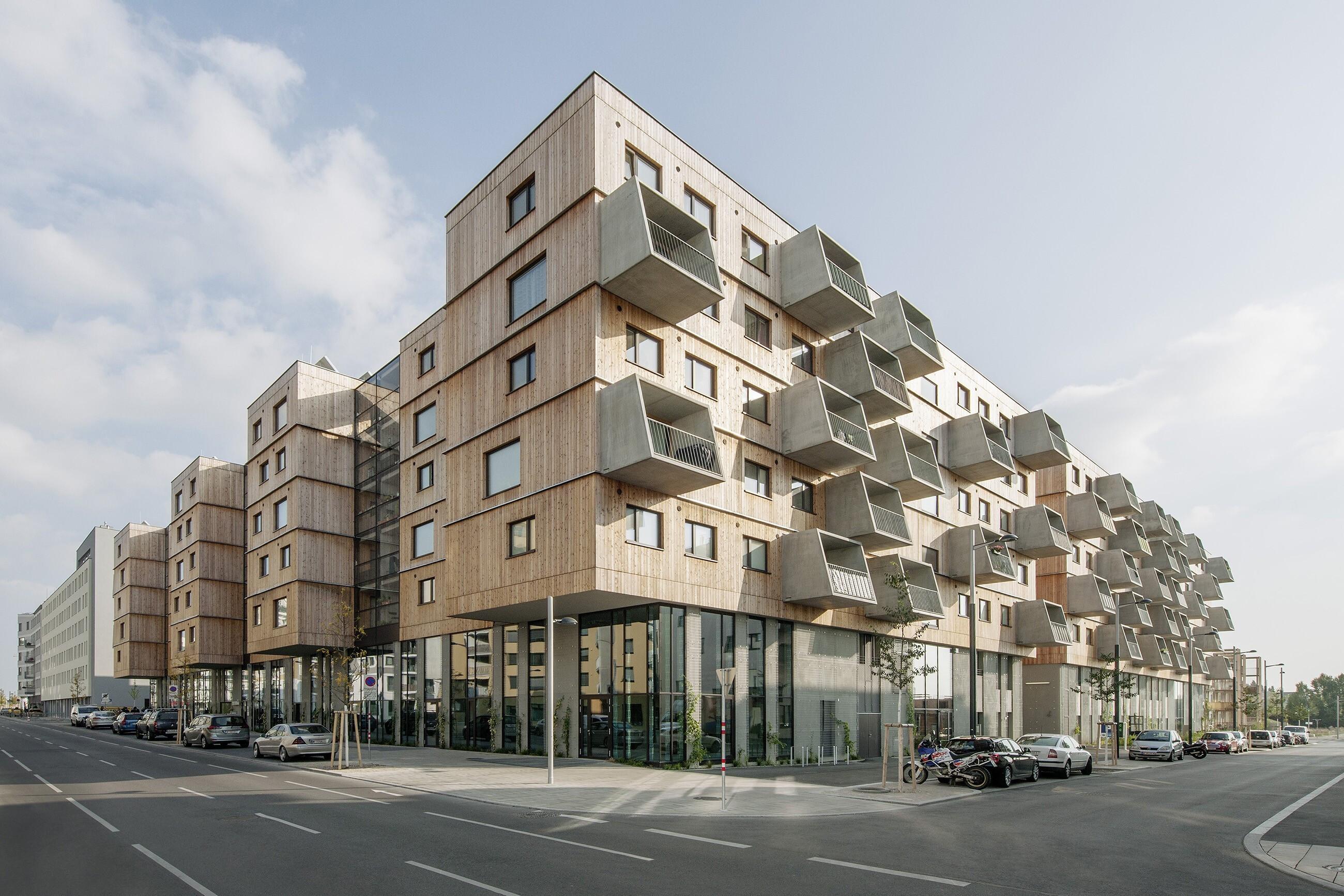 Berger + Parkkinen Architekten