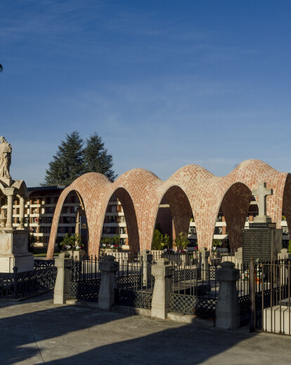 Mortuary Chapel For The Soriano-Manzanet Family at Vila-Real