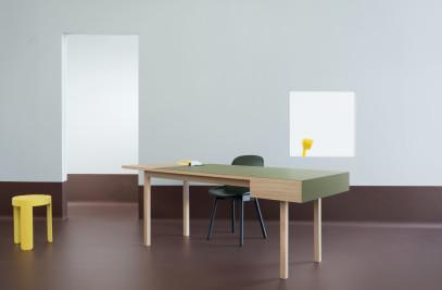 Furniture Linoleum - Linoleum Surfacing Material
